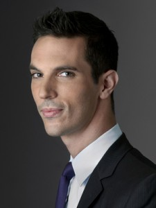 Ari Shapiro headshot
